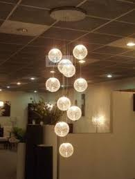 Chandelier For Home Glass Ball Chandelier Amazing Home Design