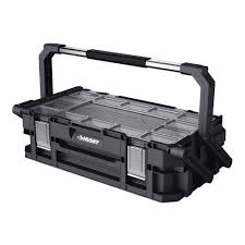 husky 22 compartment 22 in connect cantilever organizer for small