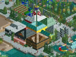 Six Flags In Denver Rct2 Breckenridge Park Page 2 Theme Park Review