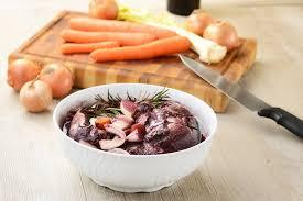 cuisiner le sanglier avec marinade recette marinade cuite cuisine et vins de