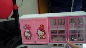 modern kitchen toy modern kitchen hello kitty hd 1 youtube