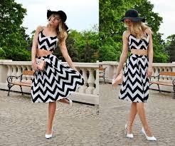 matching set adela k oasap printed matching set parisienne lookbook