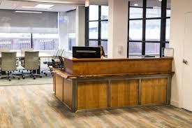 Custom Made Reception Desk Hand Crafted Custom Reception Desk By Greg Pilotti Furniture Maker