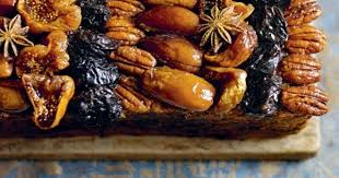 fig port and star anise christmas cake perfect start to your