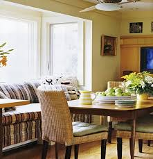 kitchen 10 classic lines breakfast nook idea homebnc 2 kitchen