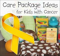 care package for sick care package ideas for kids with cancer takethemameal this