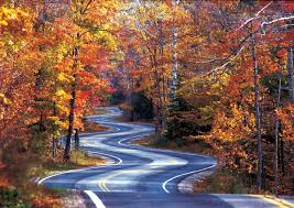 Wisconsin Road Map by Best Road Trips For Fall Foliage In Wisconsin The Bobber