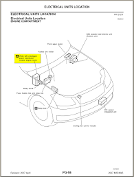 2006 infiniti m35 fuse box diagram wiring diagrams