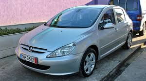 peugeot 307 new peugeot 307 2 0hdi 108hp 2002 youtube