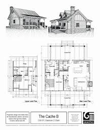 Small Cabin Floor Plans Luxury Mountain Small House Plans with