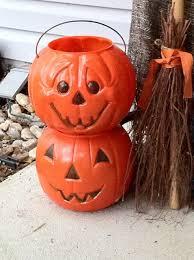 plastic pumpkins orange it lovely pretty plastic pumpkins