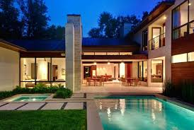 modern home architects interview with tour of homes architect todd hamilton aia aia dallas