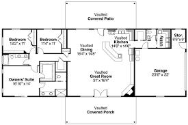 floor open ranch style home plan besides homes brilliant javiwj