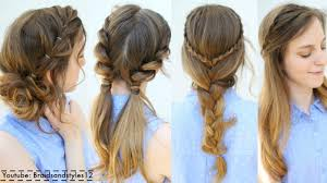 hairstyle tips for long hair 4 easy summer hairstyle ideas summer hairstyles