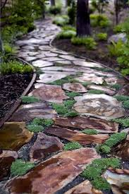 Walkway Ideas For Backyard by 353 Best Paths Images On Pinterest Garden Ideas Landscaping And
