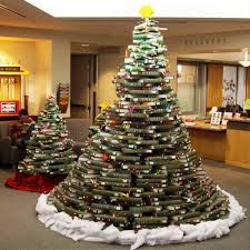 Decorated Christmas Tree Themes by Decor View Christmas Tree Decorations Ideas 2014 Interior Design