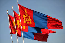 Mongolia Flag Musings In Mongolia Two Birthday Celebrations Invited Guests And