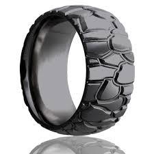 metal stone rings images Zirconium heavy stone rings jpg