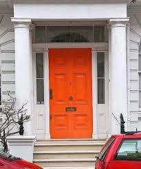 best 25 orange front doors ideas on pinterest hermes orange