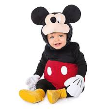 mickey mouse toddler costume disney store deluxe mickey mouse plush costume for baby