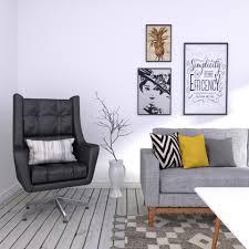 artstation scandinavian living room vivien virag