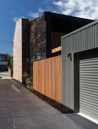 Garage Building Ideas Home Design Grey Garage Door In Amazing Minimalist Wooden House
