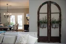 Large Arched Wall Mirror Furniture Bronze Wall Mirror Arch Mirror Wall Decor Big Silver