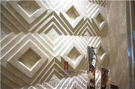 Interior Decoration Samples Italy Beige Marble Home Decor Italian Decorative Natural Stone 3d