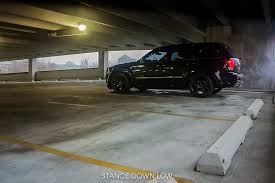 stanced jeep srt8 stance down low paradigm a jeep srt8 story