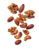 spiced mixed nuts bite sized thanksgiving appetizers martha