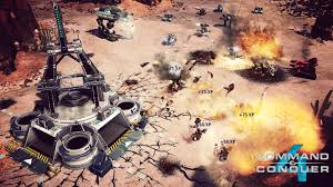 command and conquer android command conquer 4 tiberian twilight pc