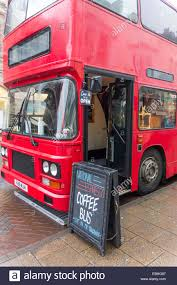 double decker party bus national espresso