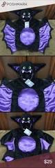 baby bat halloween costume nwt nwt bat