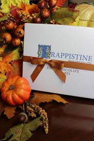 thanksgiving ribbon gift please add a ribbon trappistine candy