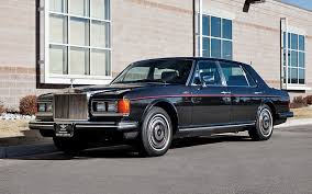 chrysler rolls royce rolls royce silver spur information and photos momentcar