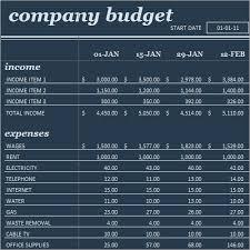 Business Expense Excel Template Excel Business Budget Template Thebridgesummit Co