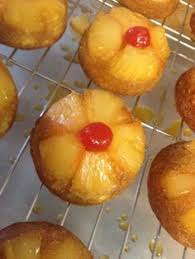 mini pineapple upside down cakes recipe for my sweet tooth