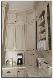White Kitchen Cabinets With Glaze by Kitchen Glazed Cabinets Or Not Grey Vs White Kitchen Cabinets