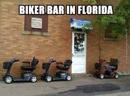 Funny Florida Memes - biker bar in florida very funny pics