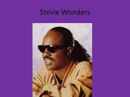 Was Steve Wonder Born Blind Stevie Wonder By Madison Morris Stevie Wonder Stevie Wonder Was