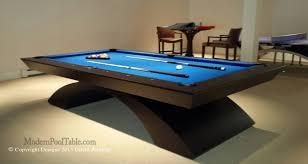 Custom Pool Tables by Modern Pool Table Contemporary Pool Tables Custom Pool Tables