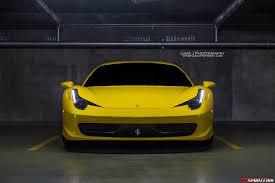 458 engine weight photo of the day yellow 458 italia gtspirit