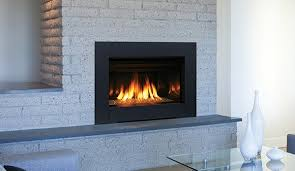 Contemporary Gas Fireplace Insert by Dri3030c Direct Vent Contemporary Gas Insert With Electronic Ignition