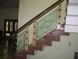 Contemporary Banisters And Handrails Wooden Glass Staircase Of Modern Banisters At Economical Rate