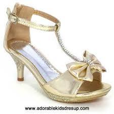 girls silver high heel pumps silver dress heel shoes