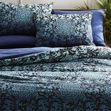 Duvet Cover Teal Butterfly Wheel Teal Bedding Cb2