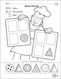 creative hands on preschool worksheets are just what a