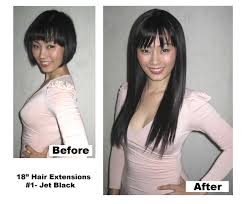 18 inch hair extensions before and after 33 best hair images on pinterest hair dos hair extention and