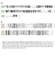 characterization of the largest effector gene cluster of ustilago