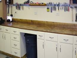 kitchen work bench workbench made from old kitchen cabinets with